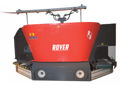Rovibec Agrisolutions – Robot alimenteur ROVER